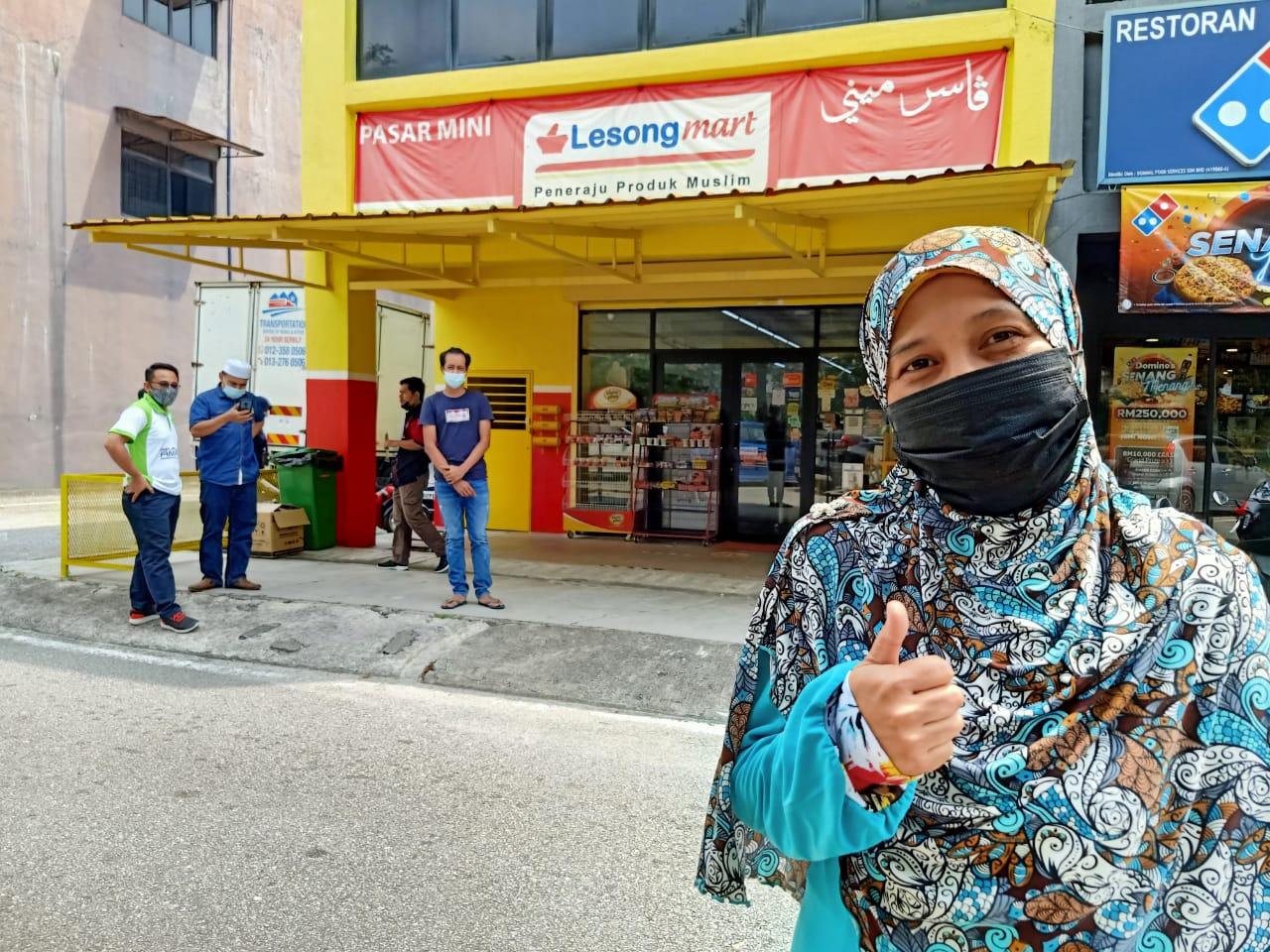 Lesong Mart Seksyen 7 Shah Alam